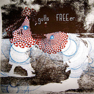 gulls freeer 12 inch record is out!